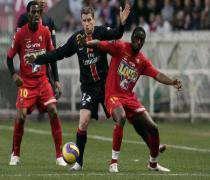 Ligue 1: Sylvain Armand veut garder un esprit conquérant