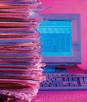 استفاده از فایل Outlook 2003 در Outlook XP