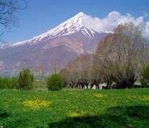 جغرافیای طبیعی استان تهران