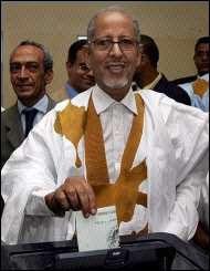 Mauritanie: Ould Cheikh Abdallahi vainqueur de la Présidentielle