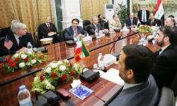 La deuxième rencontre entre l'Iran et les Etats-Unis a commencé mardi matin à Bagdad.