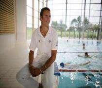 Laure Manaudou préparera les Jeux olympiques en famille.