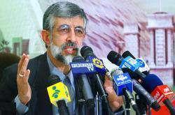 Le président du parlement iranien demande la mobilisation des parlements des pays musulmans à la face des crimes sionistes.