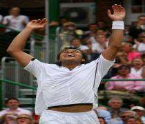 Tennis: Jo-Wilfried Tsonga invité à Wimbledon.
