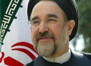 Mohammad Khatami plaide pour le dialogue afin d' expliquer les concepts de l'Islam