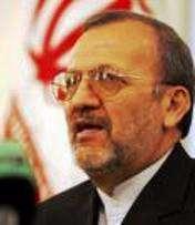 Manouchehr Mottaki assistera à une réunion de la Commission d'économie à Erevan.