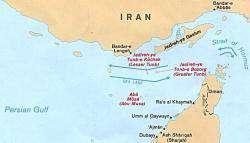 Mohammad Ali Hosseini :Les îles de golfe Persique apparteniront à l'Iran .