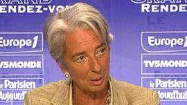 Lagarde veut un nouvel indice des prix