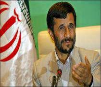 Mahmoud Ahmadinejad a affirmé la détermination de son pays à poursuivre son programme nucléaire.
