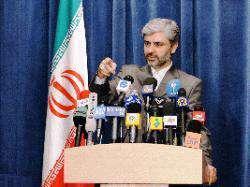 Mohammad Ali Hosseini :L'Iran est prêt à étudier des plans qui garantiraient ses droits.