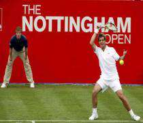 Tennis: Richard Gasquet au 2ème tour à Nottingham.