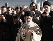 La prière de l'Eïd El-Fitr