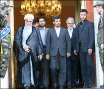 Президент Ирана отправился с двухдневным визитом в Алжир