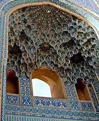 язд - сердце ирана