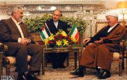 Премьер-министр Палестинской автономии провел встречи с представителями руководства Ирана