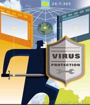 مخربترین ویروسها در ماه گذشته