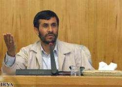 Махмуд Ахмадинежад: Правительство Ирана обязано реализовать мирную ядерную программу