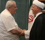 Хашеми Рафсанджани: мир на Ближнем Востоке установится ...