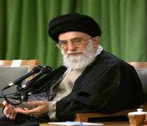 Встреча спикера и депутатов Собрания исламского совета Ирана с духовным лидером Исламской революции