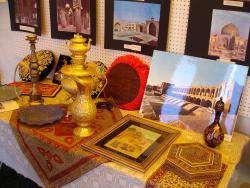 В Астане открылась выставка культуры и искусства Ирана