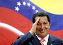 Чавес: Приобретение Венесуэлой российских вооружений не касается США