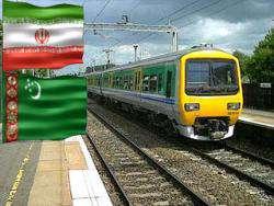 Иран и Туркменистан расширяют сотрудничество в сфере железнодорожного транспорта