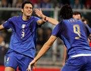 فرانسه و ایتالیا در آستانه حذف