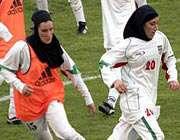 شکست تیم فوتبال زنان ایران از هند