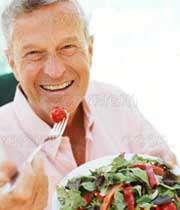 رژیم غذایی سالم سالمندان