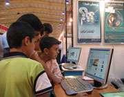 گزارش اولین روز نمایشگاه قرآن اصفهان