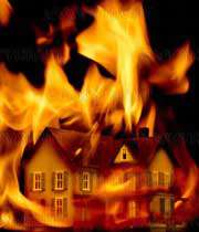 چطور با آتش مقابله كنیم؟