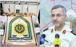 В Иране изъяли более 3 тонн наркотиков