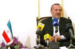 Совместная пресс-конференция главы МИД Ирана и главы министерства энергетики Армении в Ереване