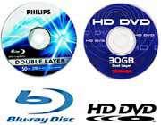 آشتی فرمتهای Blu-ray و HD-DVD