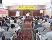 سخنرانی حجت الاسلام واعظ موسوی