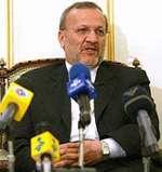 Глава МИД Ирана Муттаки: в волнениях Ирака задействован иностранный фактор
