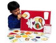 آموزش راهنمای غذایی به کودک