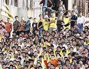 تماشای رایگان دیدار سپاهان و الوحده برای ایرانی ها