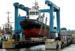 Флот порта Анзали пополнился новыми буксирами