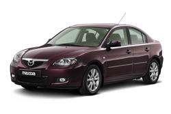 «Мазда – 3» выходит на автомобильный рынок Ирана