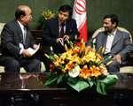 Ахмади-Нежад: Иран и Северная Корея защитят права независимых стран