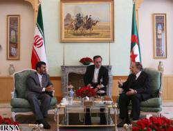 Президент Ирана продолжает свой официальный визит в Алжир