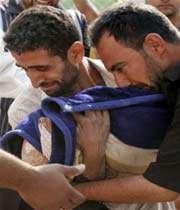 Killed civilians baghdad