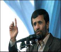 Ahmedinejad: İsrail, şeytanın bayrağı