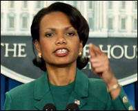 Rice, İran'a yönelik bayatlamış sözlerini yineledi