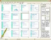 چگونه اسلایدها را سازماندهی مجدد كنیم