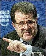 Prodi: İran ile nükleer mesele konusunda anlaşmaya varılmalı