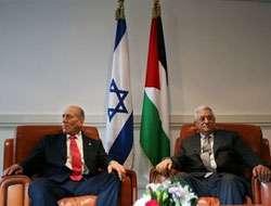 Olmert ve Abbas'tan karşılıklı barış vaadleri