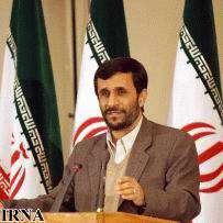 Ahmedinejad: Sahte Siyonist rejimin varolma girişimleri büyük yenilgi almıştır.