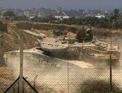 İsrail Gazze'de 3 Filistinliyi öldürdü
